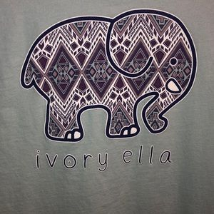 Women's Ivory and Ella long sleeve top